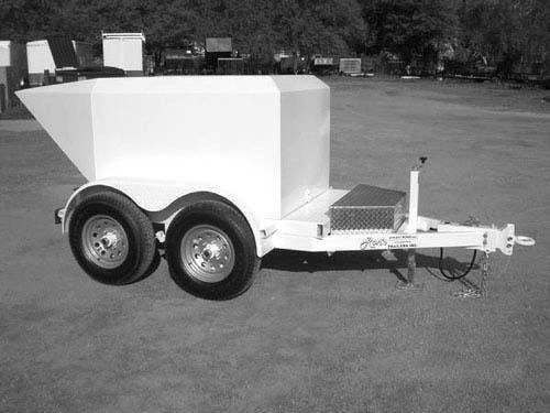 1 YARD HYD. CONCRETE DUMP TANDEM AXLE for sale in Oregon, OH
