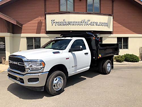 2021 RAM 3500 for sale in Frankenmuth, MI