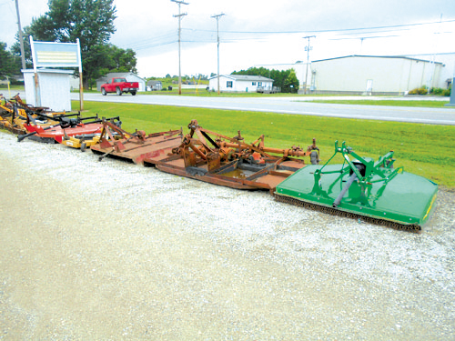 ROTARY MOWERS for sale in Albany, IN
