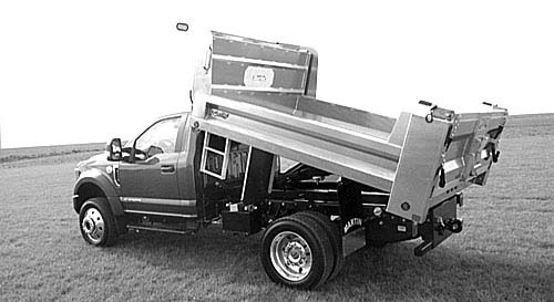 MARTIN AVALANCHE DUMP BODY for sale in Beardstown, IL