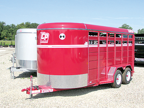STOCK TRAILERS for sale in Milan, MI
