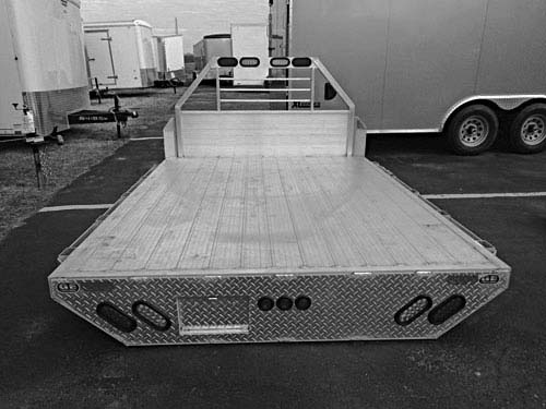 ALUMINUM FLATBED TRUCK BED for sale in Union City, MI
