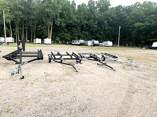 PWC/PONTOON TRAILERS MISC for sale in Temperance, MI