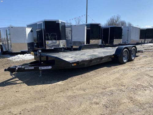 CAR HAULER/ RACING TRAILERS for sale in Edmore, MI