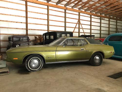 1971 FORD MUSTANG for sale in Alpena, MI
