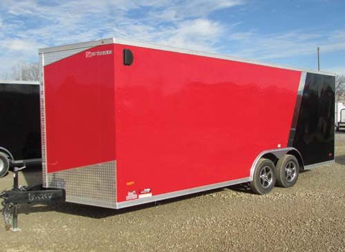 ENCLOSED TRAILERS for sale in Milan, MI