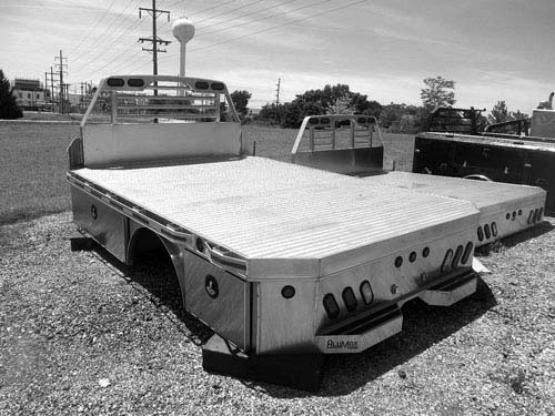 MARTIN ALUMINUM FLATBED TOOLBOXES for sale in Beardstown, IL