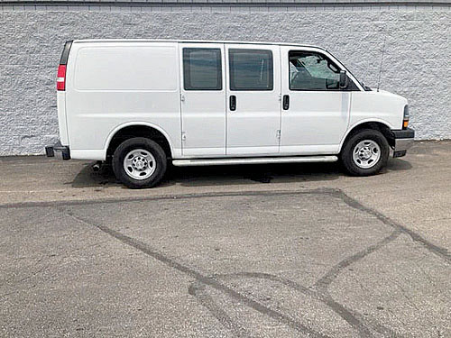 2019 CHEVROLET EXPRESS for sale in Toledo, OH