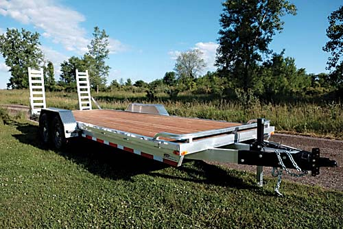 LEGEND ALUMINUM EQUIPMENT for sale in Saint Johns, MI