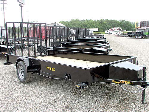 UTILITY TRAILERS NA for sale in Milan, MI