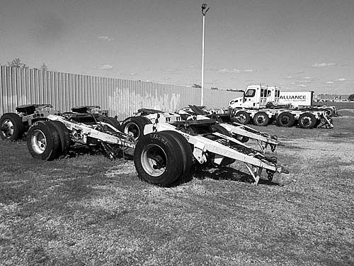 CONVERTER DOLLIES for sale in Terre Haute, IN